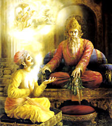 Vidura e uma aula sobre o Dharma
